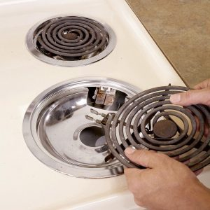 Here's How To Properly Clean your Electric Stove