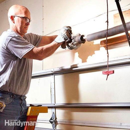 Garage Door Spring And Cable Repair, Garage Door Spring Repair Charleston Sc
