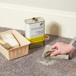 How to Clean Up Paint in Carpet