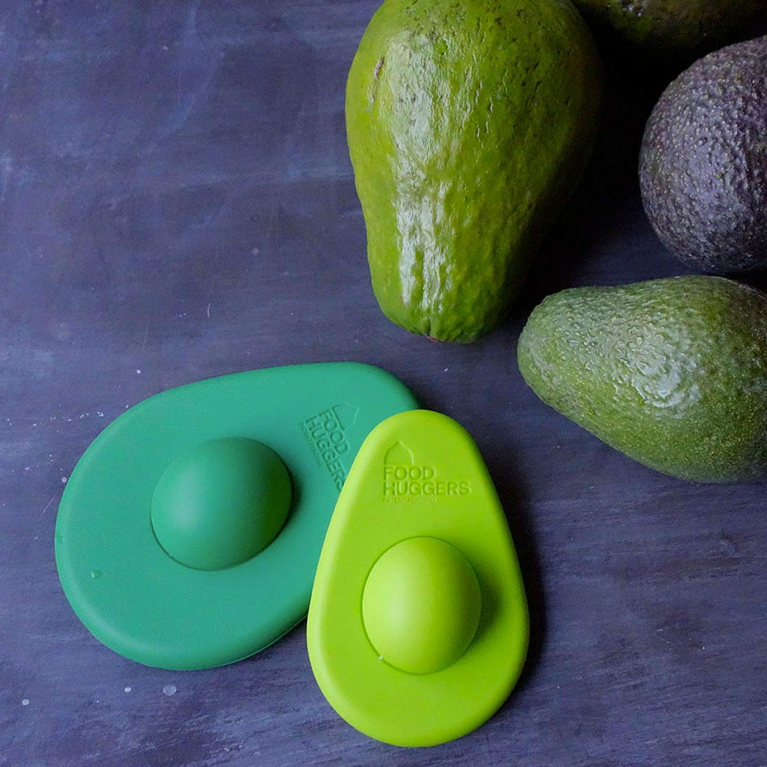 Avocado food huggers
