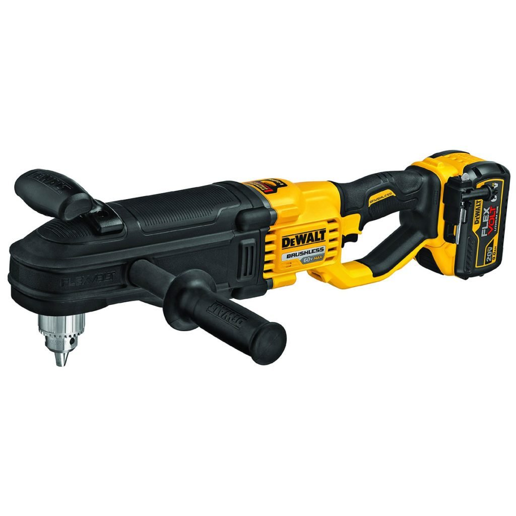 A dril from DeWalt built for drilling in studs | Construction Pro Tips