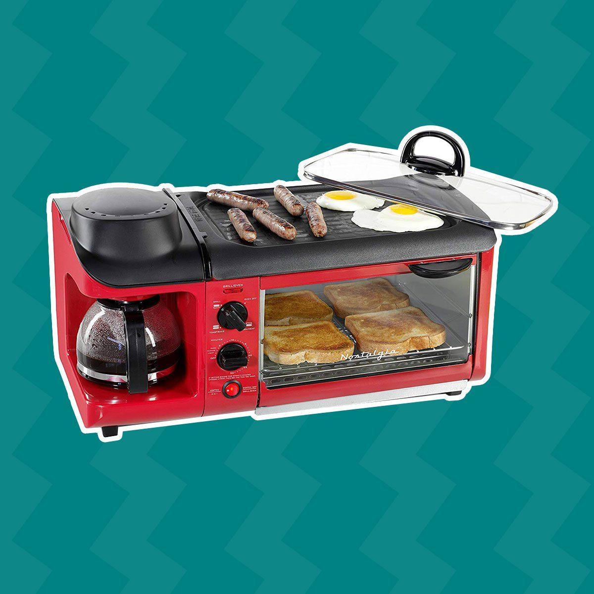 Nostalgia Breakfast Station