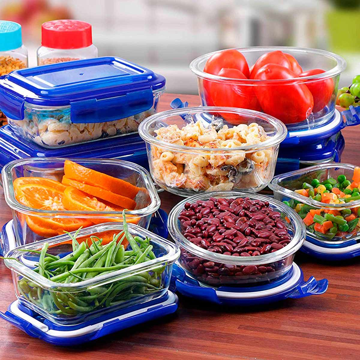 Our Favorite No-Hassle Food Storage Containers