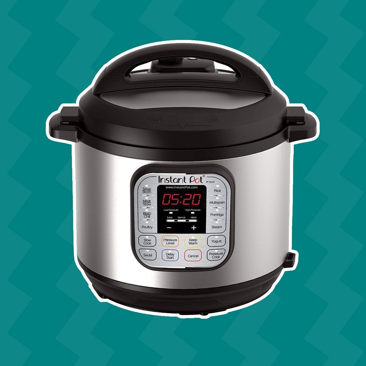 Instant Pot DUO 6-Quart Multi-Use Programmable Pressure Cooker