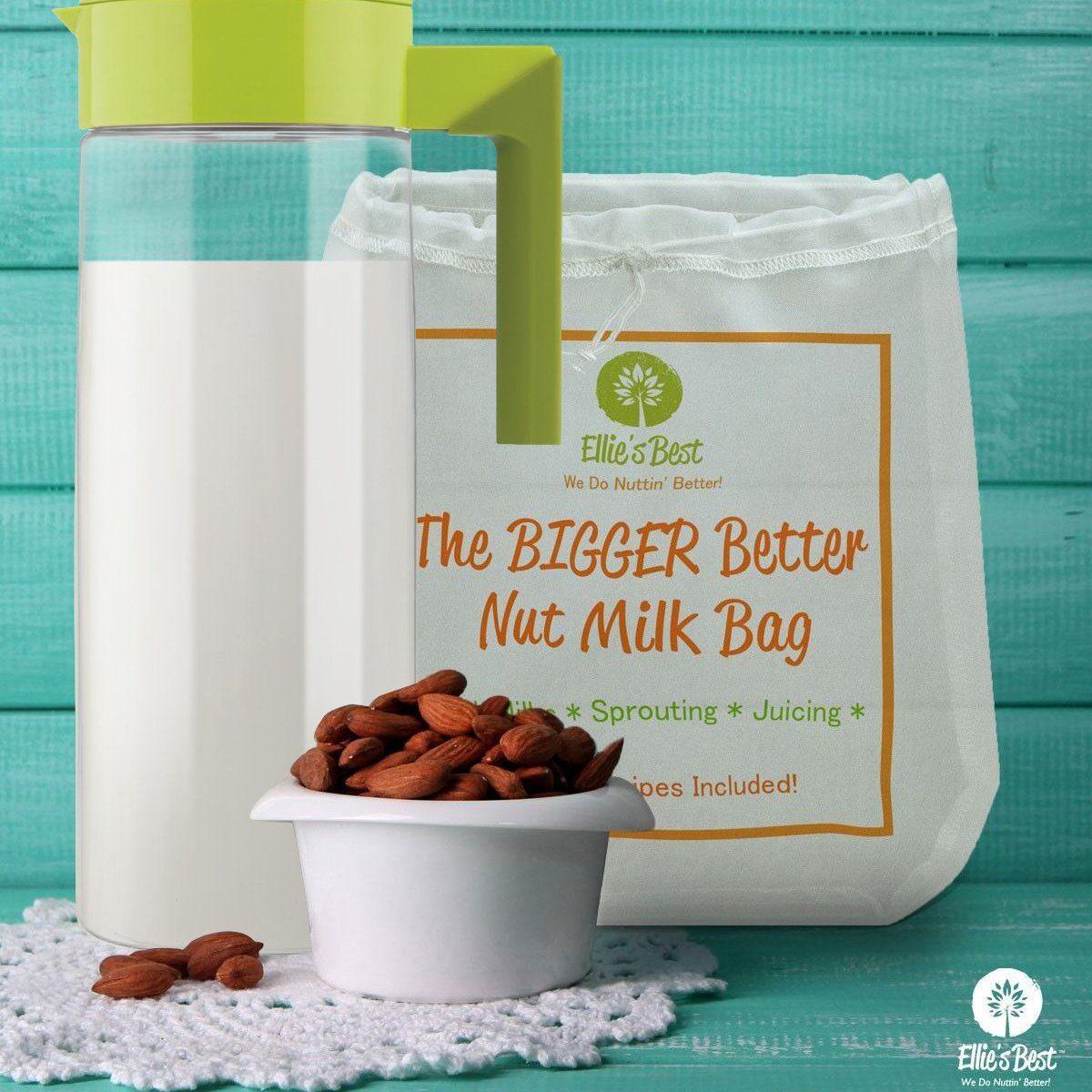 Pro Quality Nut Milk Bag