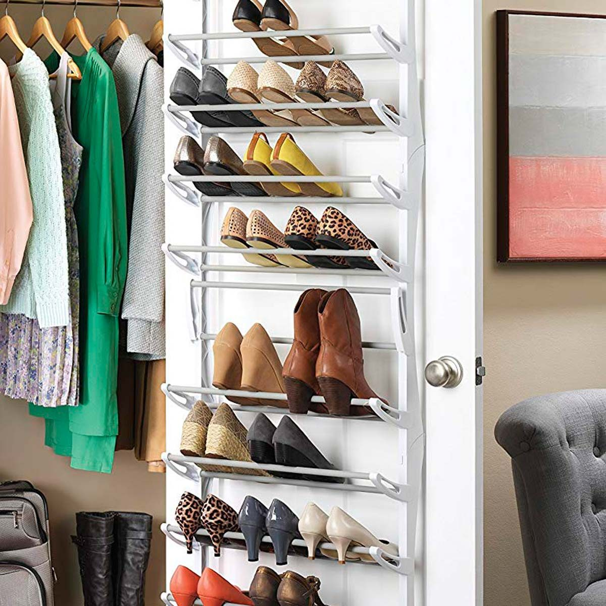 Top 10 Shoe Storage Systems For Less Than 40 The Family Handyman