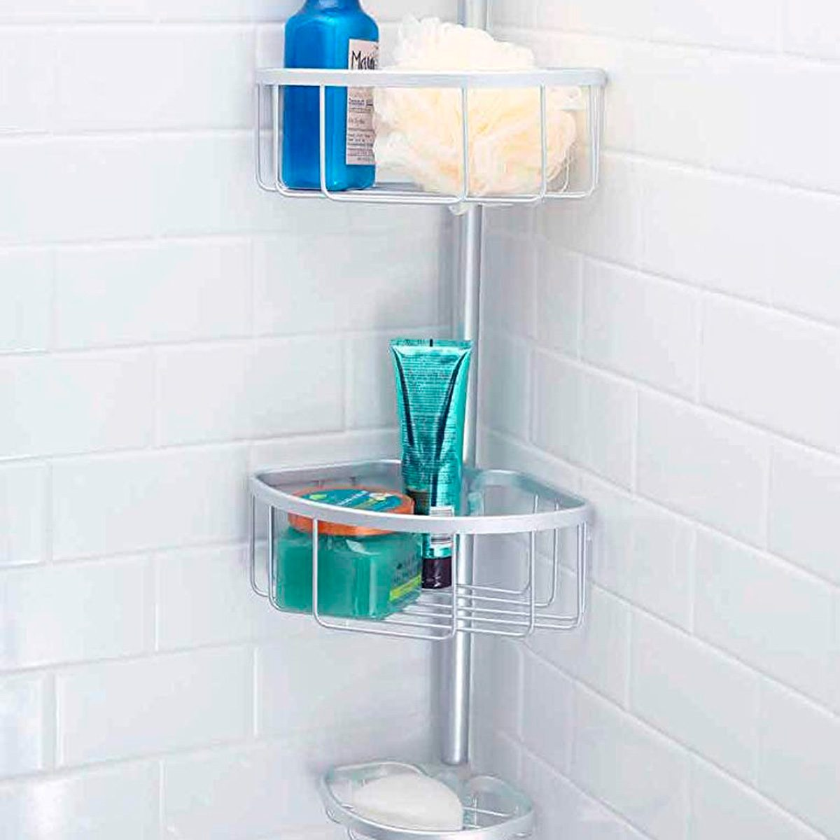 10 Shower Caddies That Don T Get Gross Family Hanydman