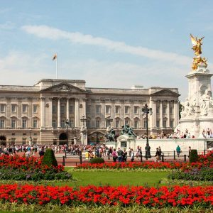 The Staggering Numbers Involved in the Buckingham Palace Renovations