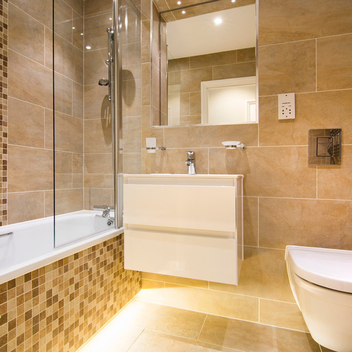 Today's Bathroom Tile Trends | Family Handyman