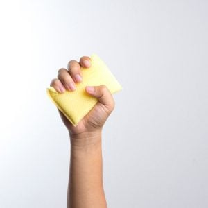 Does Your Kitchen Sponge Smell? Here's How to Clean It