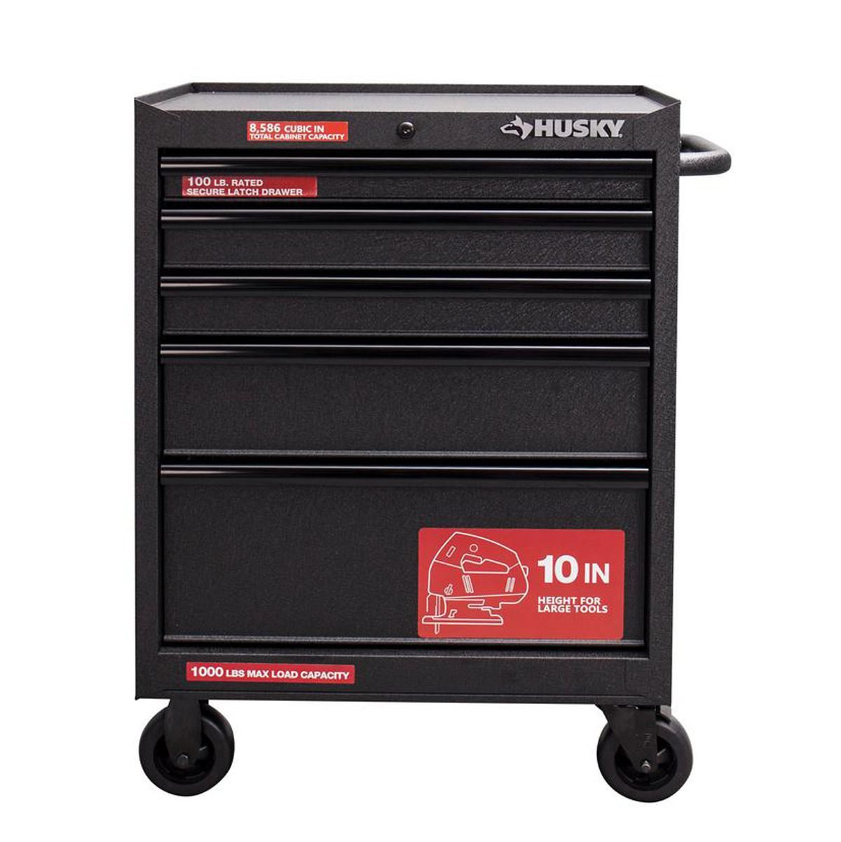 rolling tool chest