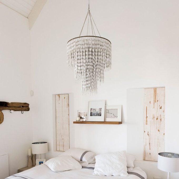 Woven light fixture