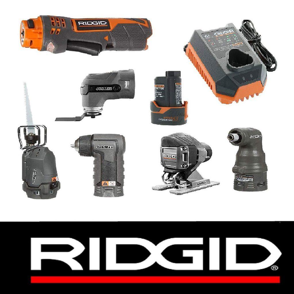 A RIDGID JobMax MultiTool