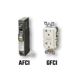 GFCI vs AFCI- What's the Difference?