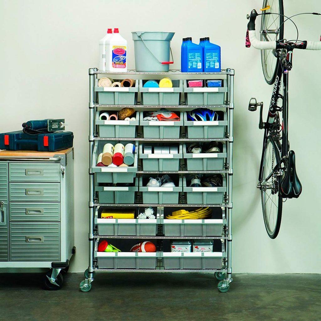 garage storage containers