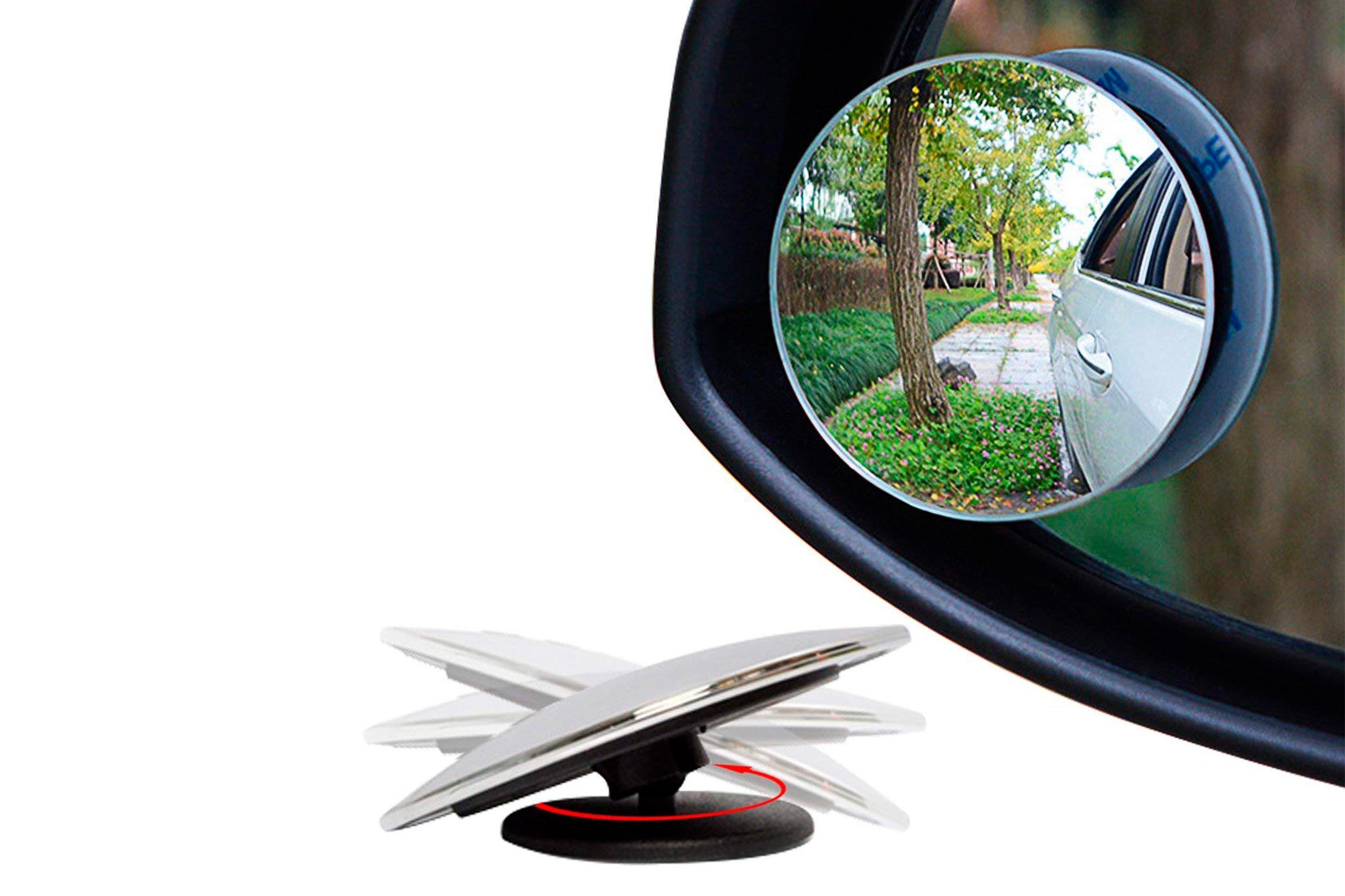Blind spot mirror