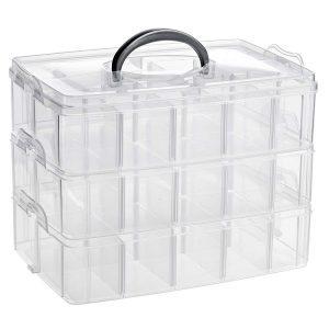 hardware storage case