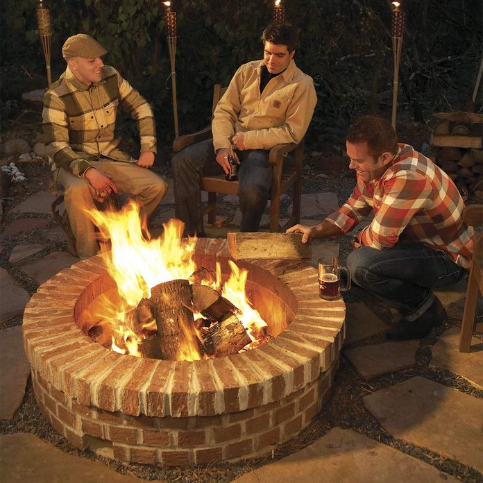 fire pit for ultimate backyard