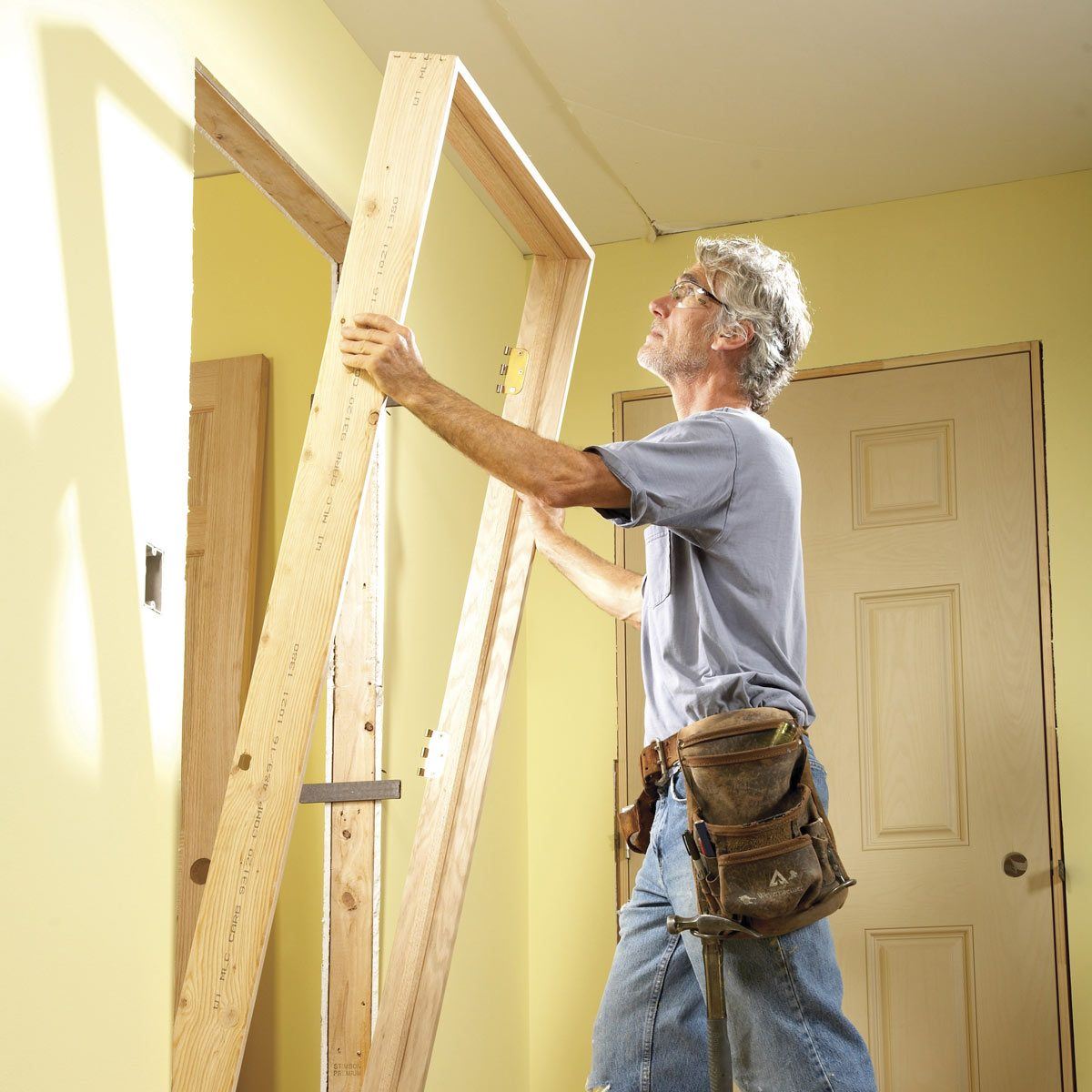 Tips For Hanging Doors From A Veteran Carpenter Family Handyman
