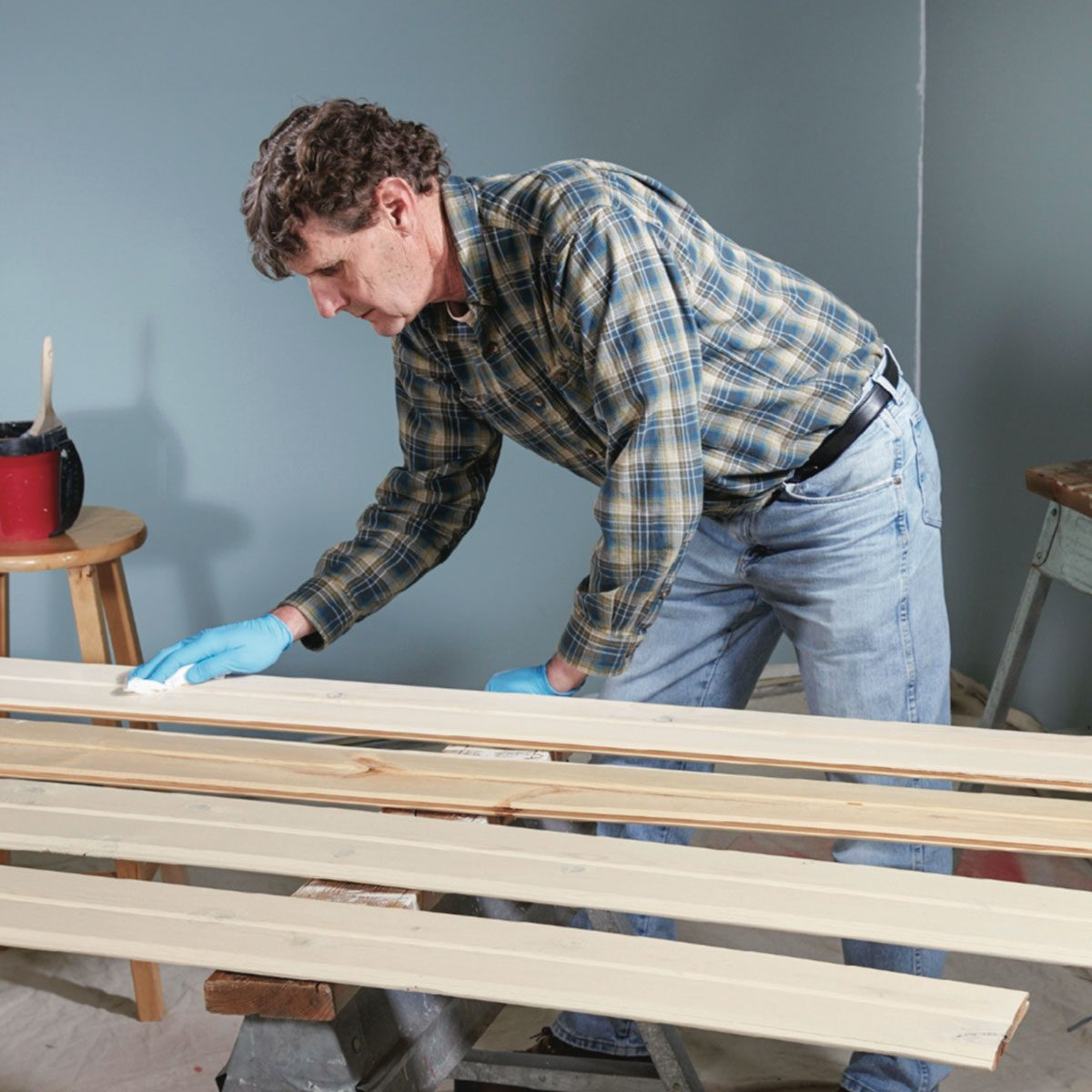 Wood Plank Ceiling How To Install A Tongue And Groove Ceiling