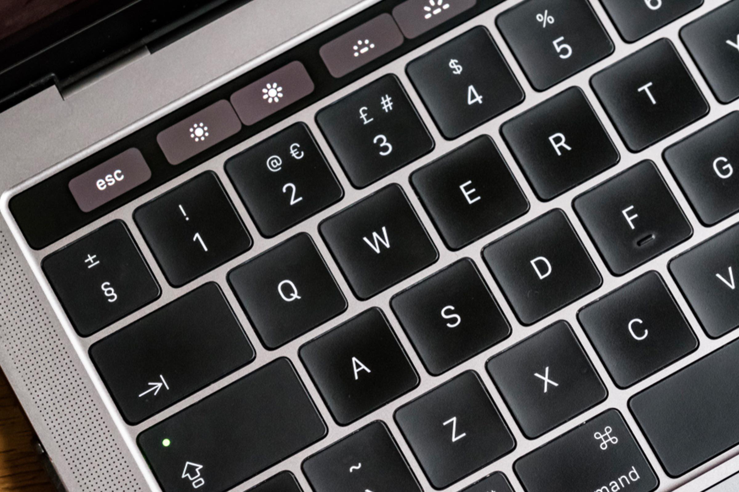 Mac keyboard brightness