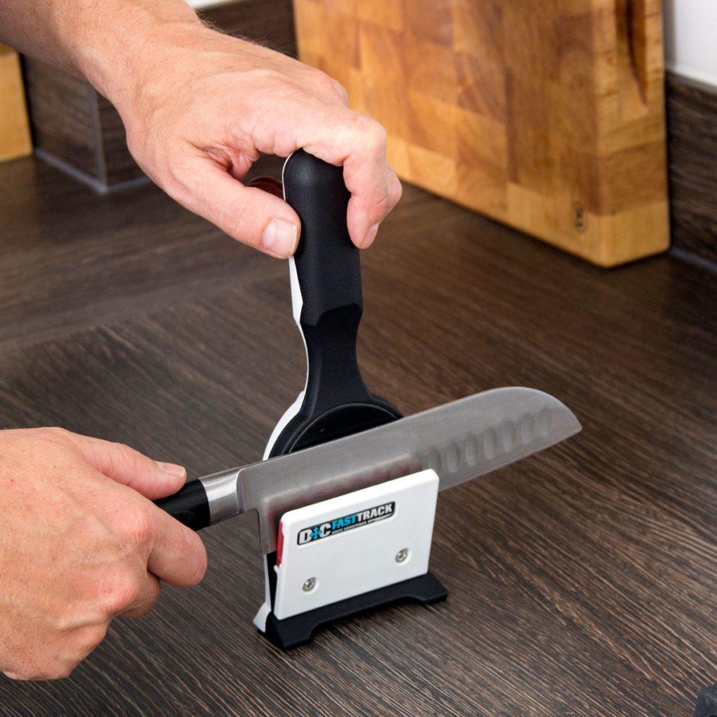 Kitchen Knife Sharpener | Construction Pro Tips