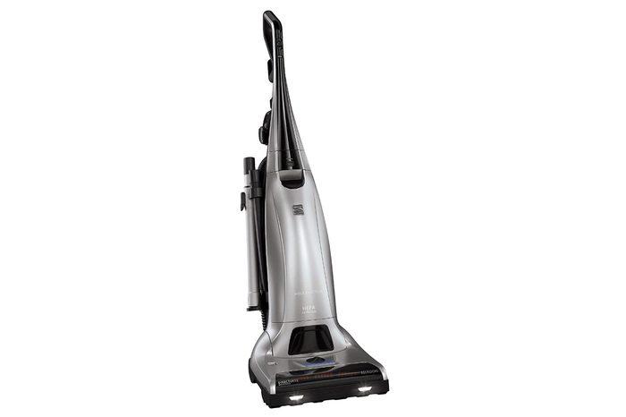 Kenmore Elite 31150 Pet & Allergy Friendly Beltless Bagged Upright Vacuum Cleaner, Black Silver
