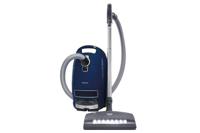 Miele Complete C3 Marin Canister Vacuum Cleaner - Corded