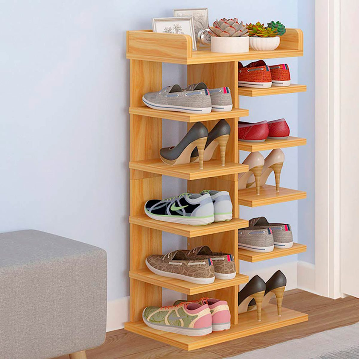 11 Entryway Shoe Storage Hacks That Really Work