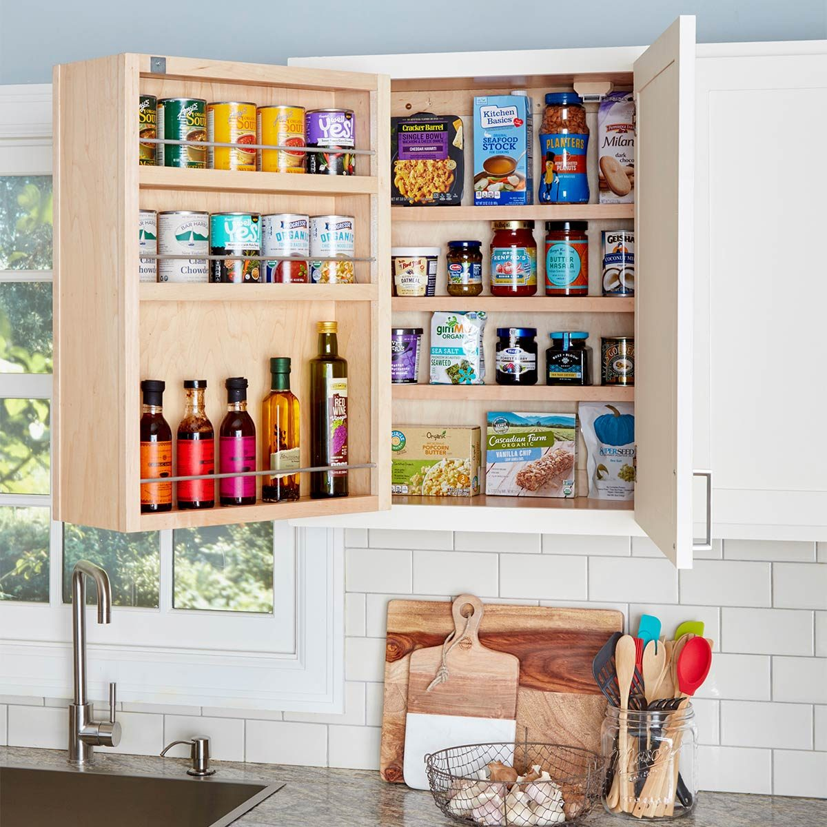 41 Genius Kitchen Organization Ideas! | The Family Handyman