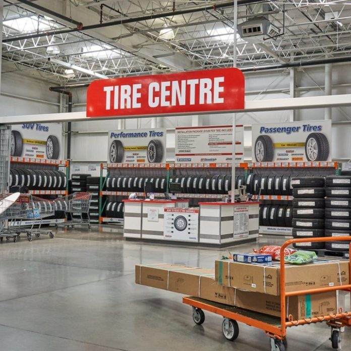 Here's Why You Should Buy Your Tires from Costco