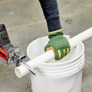 This is the Best Way to Cut PVC Pipe