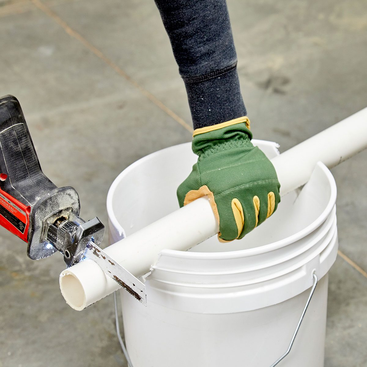 This is the Best Way to Cut PVC Pipe | Family Handyman