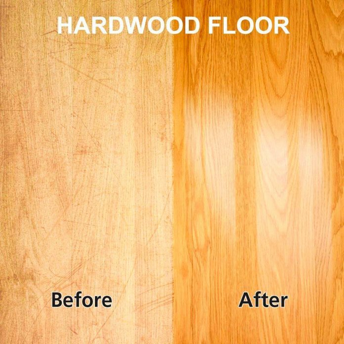 Want Shiny Hardwood Floors? Here's How to Rejuvenate Them