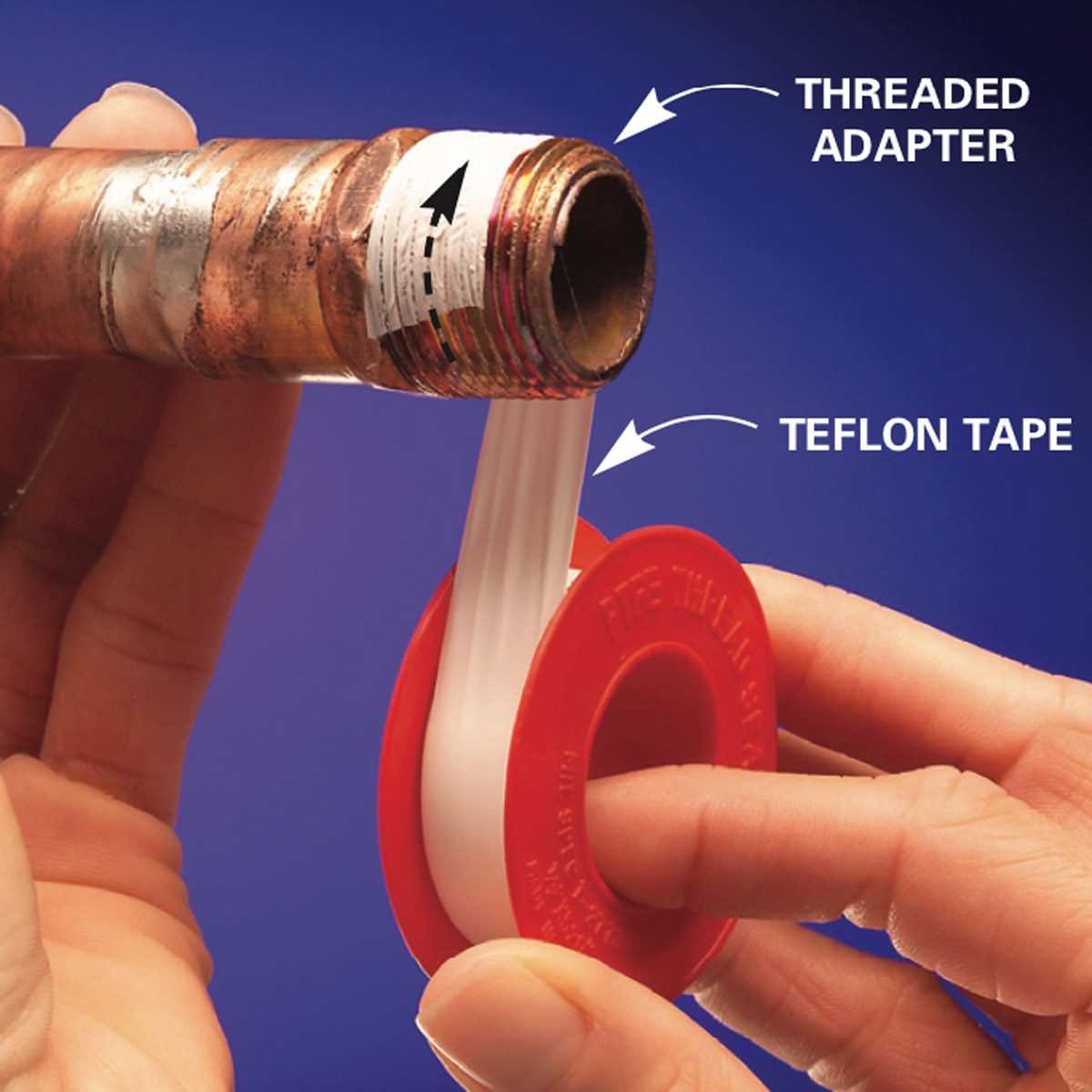 Stop Leaks in Plumbing Joints | Family Handyman