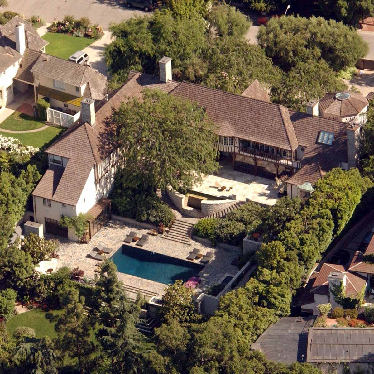 Fabulous Homes Where Jennifer Aniston Has Lived Family