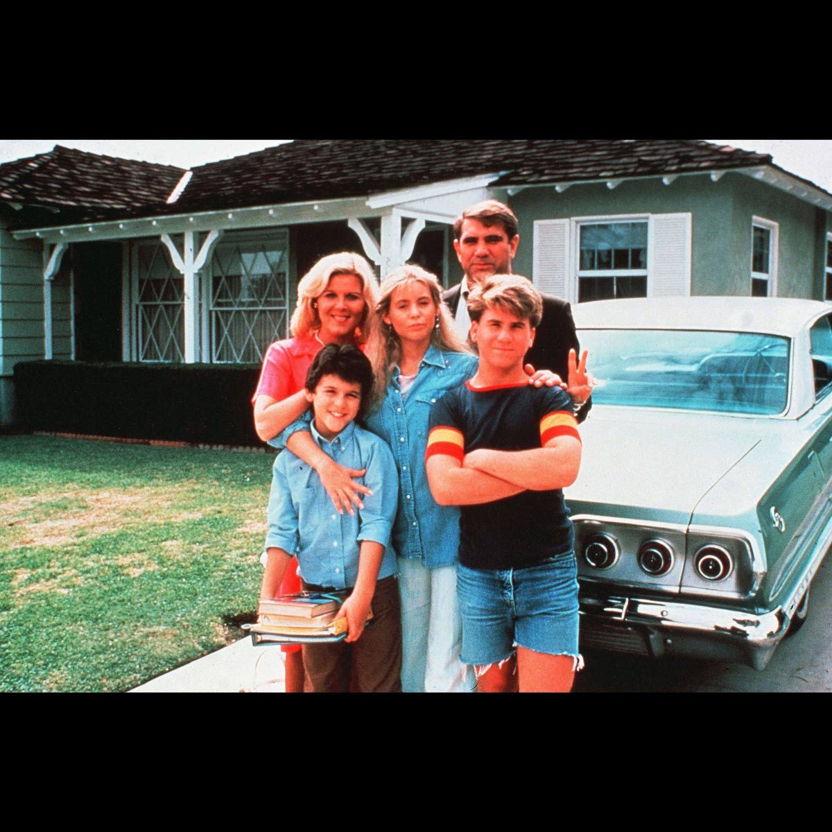 The Wonder Years Home