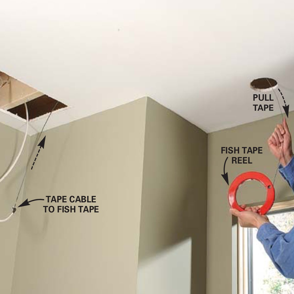 Installing Recessed Lighting For