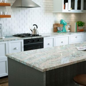 Installing Tile Countertops: Ceramic Tile Kitchen Countertops