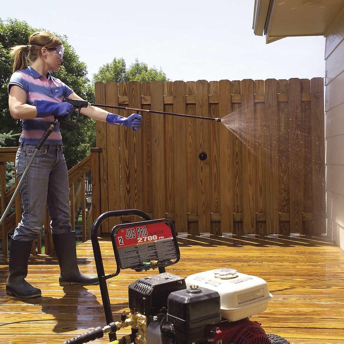 Deck Rescue: Renew Your Deck   Family Handyman