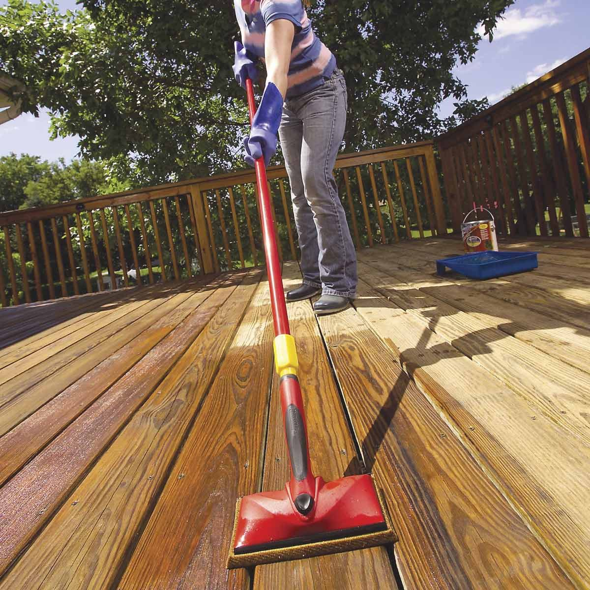 The Family Handyman The Family: Deck Rescue: Renew Your Deck