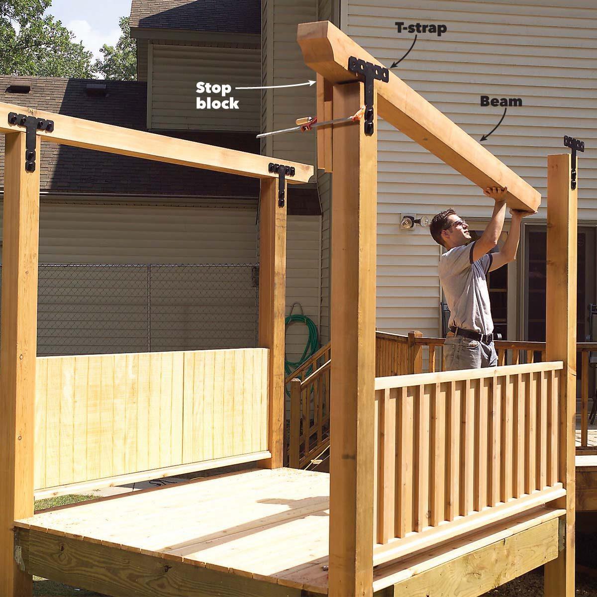 How to Build a Backyard Oasis | Family Handyman