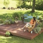 Backyard Decks: Build an Island Deck