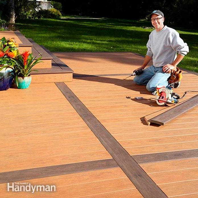 16 Gorgeous Deck And Patio Ideas You Can Diy Family Handyman