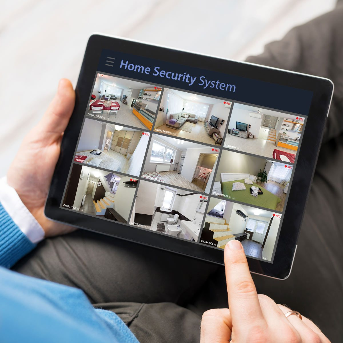Home Security Camera System-What You Need To Know