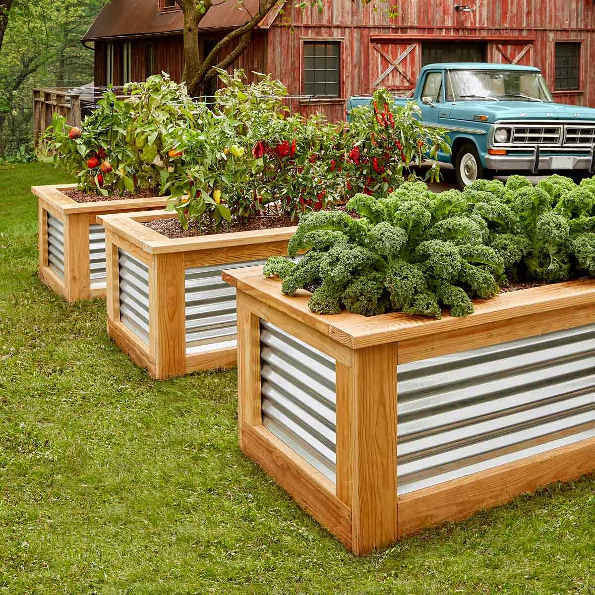Gardening Beds: How To Build Raised Garden Beds