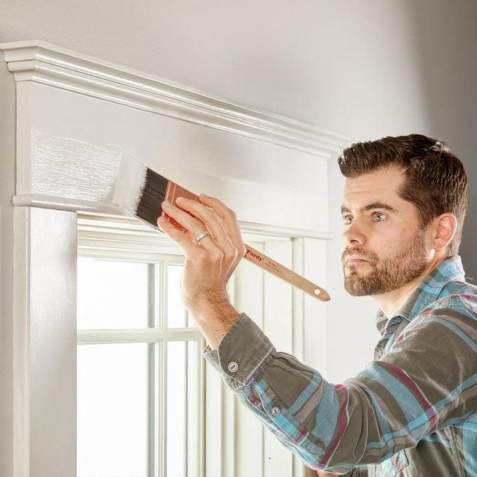 best trim paint white window trim painting