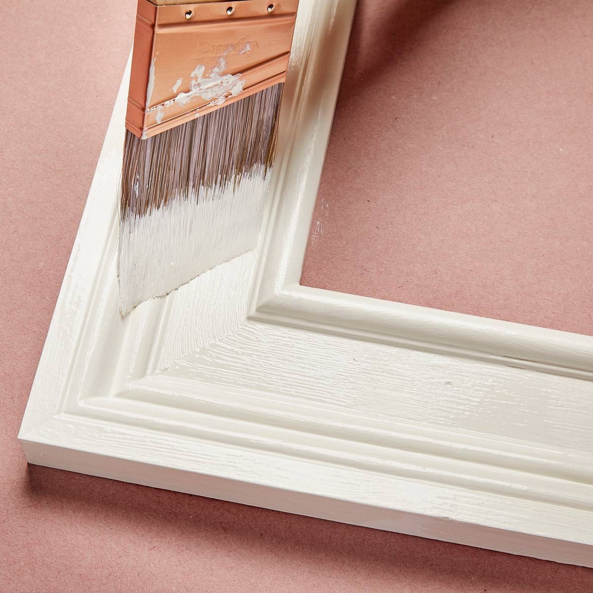 workability of trim paint
