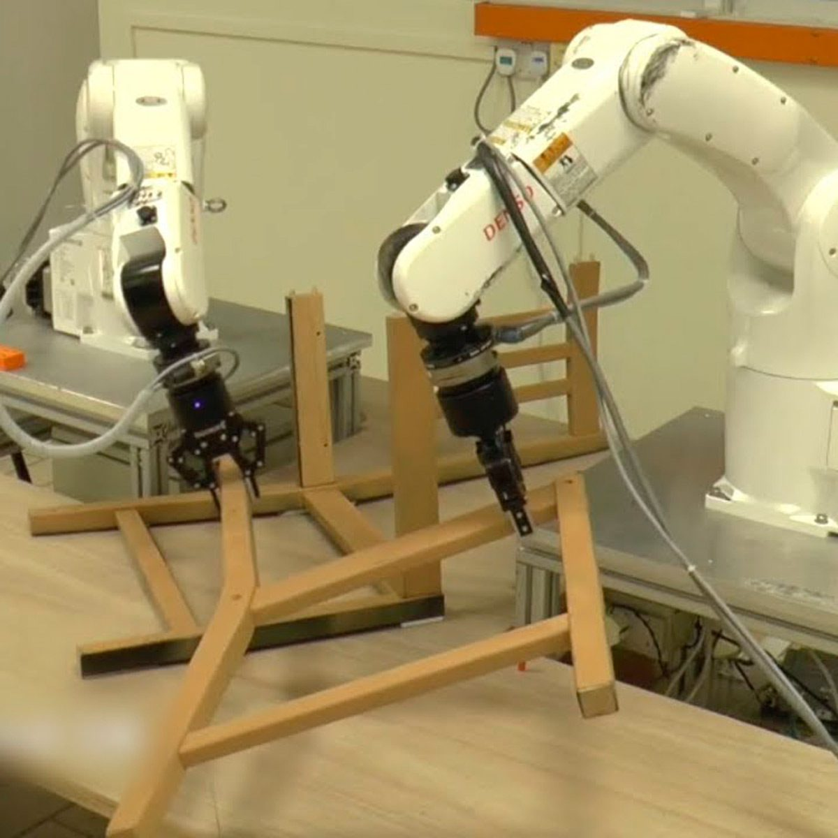 No Cursing Involved: This Robot Can Tackle IKEA Furniture Assembly