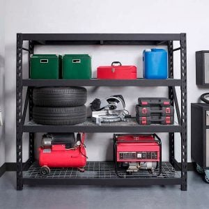 11 Industrial Storage Racks that are Perfect for Your Garage
